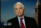 Still frame from: Democracy Now! Tuesday, March 30th, 2010