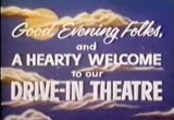 Still frame from: Drive-in: Welcome To The Drive-in