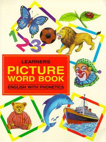 Learners Picture Word Book
