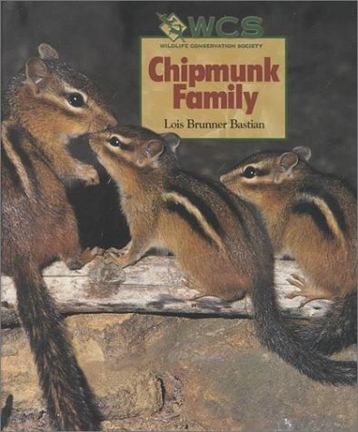 Download Chipmunk Family (Wildlife Conservation Society Books)