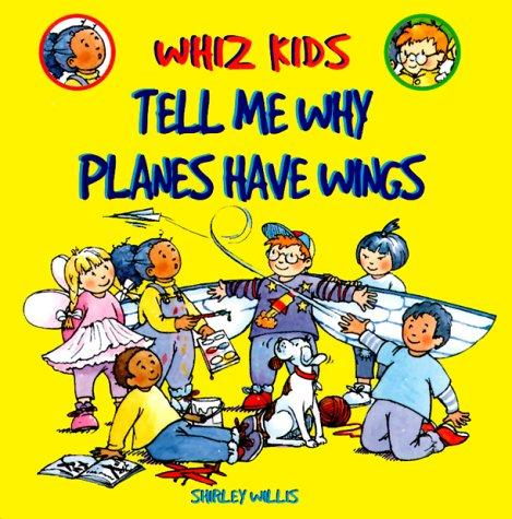 Download Tell me why planes have wings