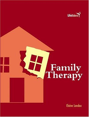 Download Family Therapy (Life Balance)