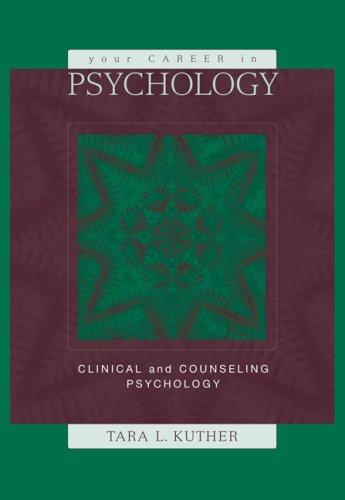Download Your Career in Psychology