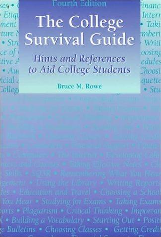 Download The college survival guide