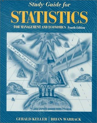 Download Statistics for Management and Economics