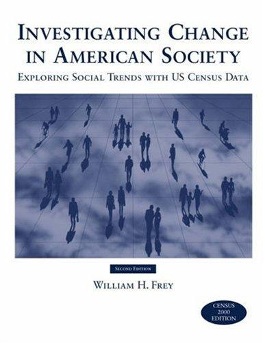 Download Investigating change in American society