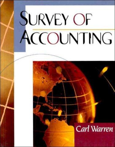 Download Survey of Accounting