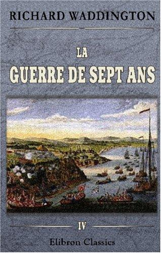 Download La guerre de sept ans