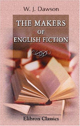 Download The Makers of English Fiction