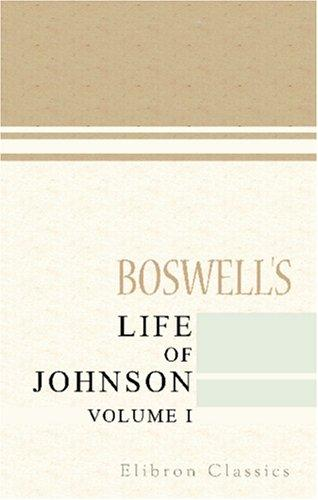 Download Boswell\'s Life of Johnson