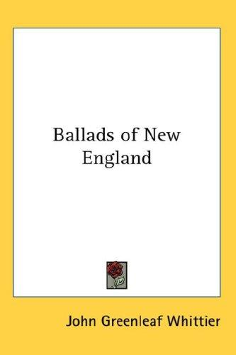 Download Ballads of New England