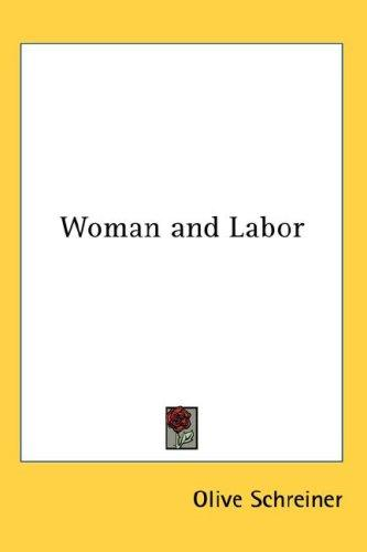 Download Woman and Labor