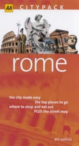 Download Rome (AA Citypack)