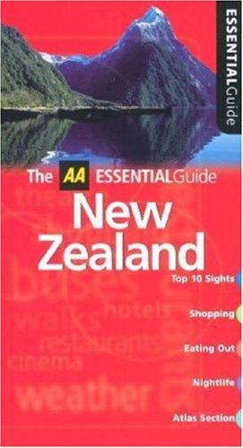 Download Essential New Zealand (AA Essential)