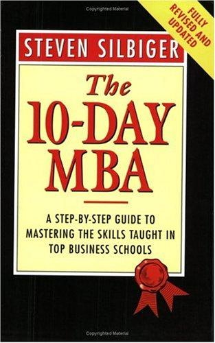 Download The 10-day MBA