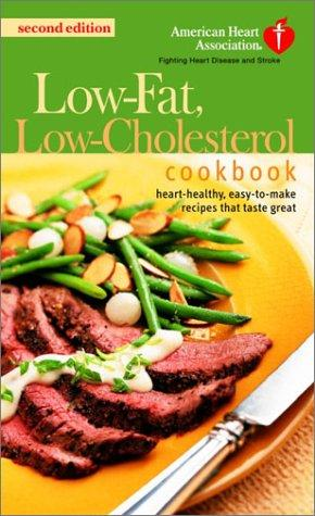 Download The American Heart Association Low-Fat, Low-Cholesterol Cookbook