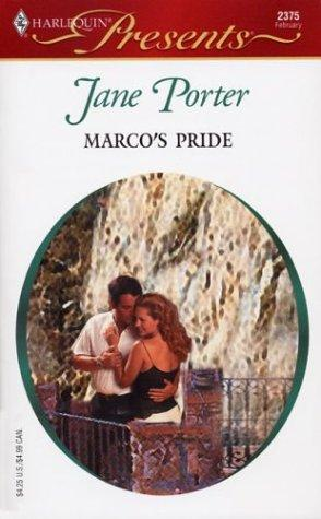 Download Marco's Pride (Harlequin Presents)