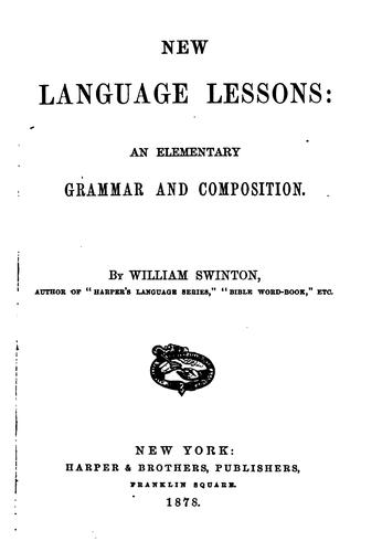 Download New language lessons