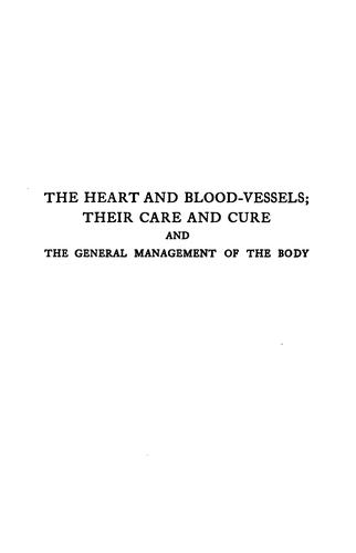 The heart and blood-vessels