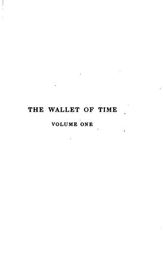 Download The wallet of time