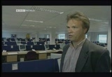 Still frame from: BBC Sept. 12, 2001 5:55 pm - 6:37 pm