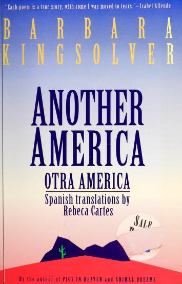Cover of: Another America/Otra America   Barbara Kingsolver