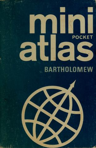 Cover of: Mini atlas | John Bartholomew and Son.