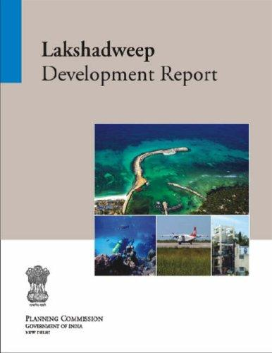 Lakshadweep Development Report by Government of India Planning Commission