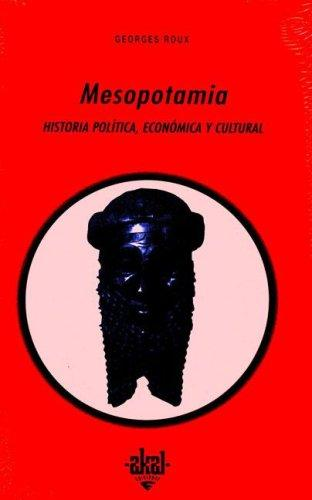 Mesopotamia (Universitaria) by Georges Roux