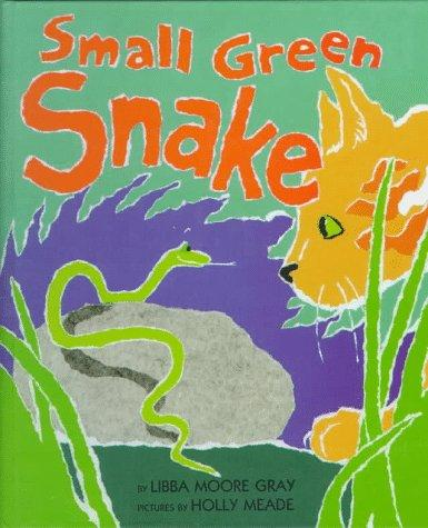Small Green Snake by Libba Moore Gray
