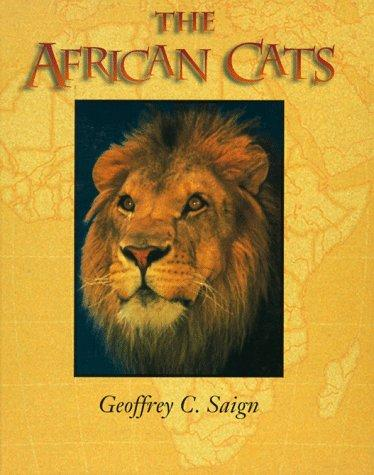 The African cats by Geoffrey Saign